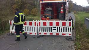 Feuerwehr Bad Hersfeld Herwart Bläst Einige Bäume Um Bad Hersfeld
