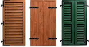 tipi di persiane dn produzione vendita montaggio finestre in legno e pvc modena