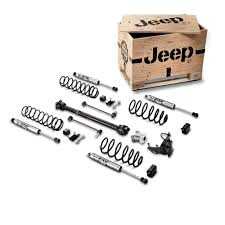 mopar jeep logo mopar 77070095ac wrangler jk suspension lift kit 2