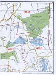 Yonkers New York Map by Town Of Lewisboro Map