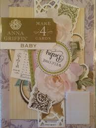 scarlet empress baby griffin card kit