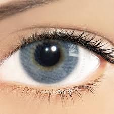 solotica hidrocor graphite grey gray color contact lenses beauty