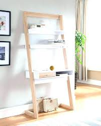 Ladder Office Desk Ladder Desk White Ladder Bookcase With Desk Ladder Bookcase Desk