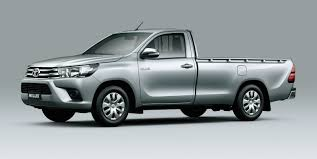 truck toyota 2016 2016 toyota hilux single cab front the fast lane truck