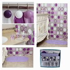 Lavender Bathroom Set Purple Bathroom Accessories Sets 6 Gallery Image And Wallpaper