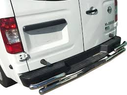 nissan nv2500 dimensions 12 16 nv200 rear bumper protector grill guard s s nv 2500