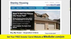 investor carrot websites for free at http mikebutler com join