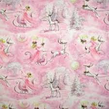 pink wrapping paper estate sale treasure vintage wrapping paper wrapping papers and