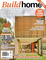 Home Design Magazine Au Build Home New South Wales U0026 Queensland Universal Magazines