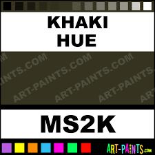 khaki tints oil paints ms2k khaki paint khaki color marshall