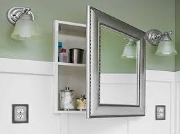 48 inch medicine cabinet recessed ronbow rebecca mirrored medicine cabinets 618125 h01 my style inside