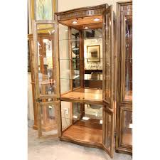curio cabinet drexelio cabinet sold dining room kitchen harp