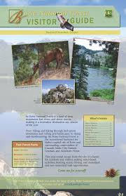 Silver Lake State Parkmaps U0026 Area Guide Shoreline Visitors Guide by Boise National Forest Home