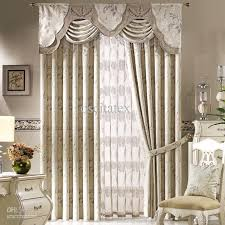Living Room Curtains With Valance Interior Design Ideas - Living room curtain sets