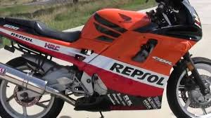 1993 honda repsol cbr600 f2 youtube