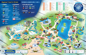 Map Of Orlando Theme Parks by Seaworld San Antonio Thrillz The Ultimate Theme Park Review Site