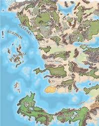 Forgotten Realms Map Image Sword Cpast 626 Png Forgotten Realms Wiki Fandom