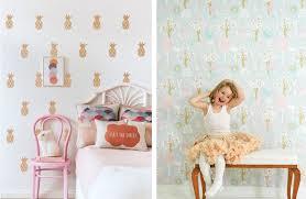papier peint chambre enfant tapisserie pour chambre ado fille 4 papier peint les de newsindo co