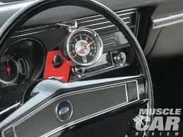 1969 Chevelle Interior 1969 Chevrolet Chevelle A Yenko Rarity Hidden For Four Decades