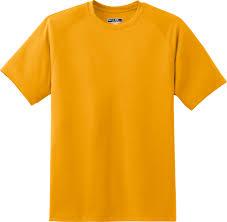 t shirt yellow inikweb