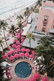 Hawaii Travel Expo images Hawaii 39 s most instagram worthy hotel is basically a pink palace jpg