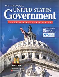 holt mcdougal united states government homeschool package 029501