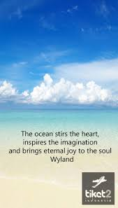 Love And Ocean Quotes by 58 Best Inspired Travel Quotes Images On Pinterest Travel Quotes