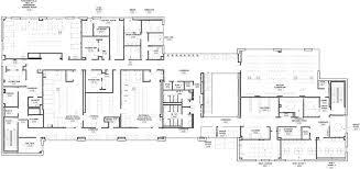 Medical Clinic Floor Plan by 100 Icu Floor Plan Facility Campus Map Phoenix Va Health