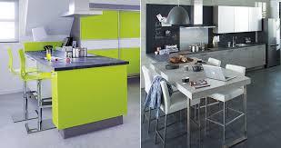 table de cuisine avec plan de travail jambage cuisine stunning jambage ilot pour plan de travail with