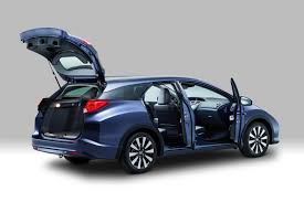 Honda Civic Usa The Honda Civic Tourer Is Sleek Spacious And Not Coming To The