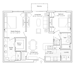 Dual Master Bedroom Floor Plans by Floor Plans Summit Vista Life