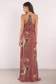 floral maxi dress madeline mauve floral maxi dress c 165 tobi ca