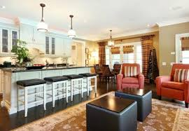 living room and kitchen color ideas kitchen and living room color combinations thecreativescientist com