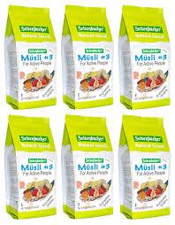 amazon com seitenbacher muesli cereal 2 berries temptation