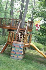 Backyard Forts Kids 9 Best Treehouse Images On Pinterest Treehouses Kid Tree Houses