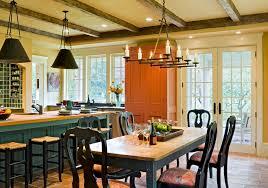 burlington farmhouse table dining room victorian with metal
