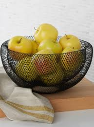 Fruit Bowls by Decorative Fruit Bowls And Baskets For The Table Online Simons