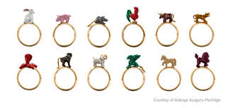 new year jewelry rings