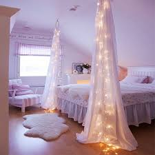 Fairy Lights For Bedroom - home dzine home decor use fairy lights or string lights in new ways