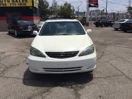 2003 toyota camry xle for sale 2003 toyota camry xle for sale in las vegas nv