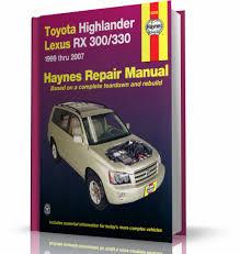 lexus rx 300 zawieszenie toyota highlander lexus rx300 i rx330 1999 2007 5196620333