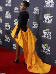 kerry washington makes daring fashion statement in black and