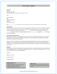 cover letter it download cover formal cover letter sample