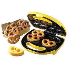electric soft pretzel maker the modern kitchen pinterest