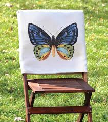chair back cover square by design folding chair back cover joann
