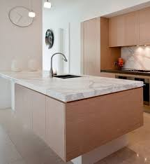 Kitchen Benchtop Designs What A Nice Kitchen Benchtop Of Calacatta Solid Surface With The