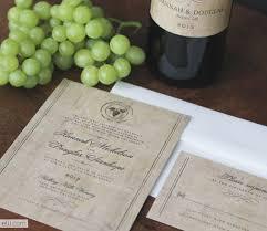 vineyard wedding invitations winery wedding invitation free printable wine labels the elli