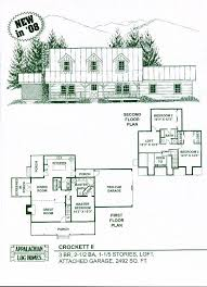 log home floor plans with garage 42 best standard model floor plans images on log