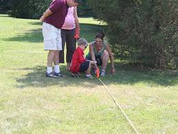 Backyard Football Goal Post How To Build A Ladder Drill And Finish A Football Field How Tos
