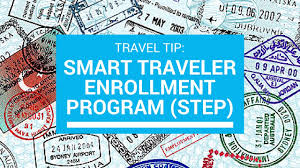 smart traveler images Smart traveler enrollment program step emergency alerts jpg